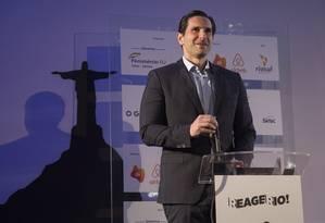 Frederic Kachar, diretor geral da Infoglobo: 'Não é só apresentar propostas, tem que acompanhar' Foto: Julio Cesar Guimaraes / Agência O Globo