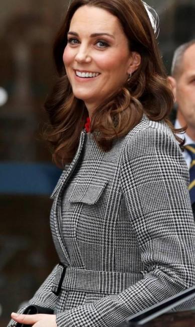 Kate Middleton DARREN STAPLES / REUTERS