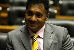 O deputado federal Tiririca Foto: Ailton de Freitas / Agência O Globo