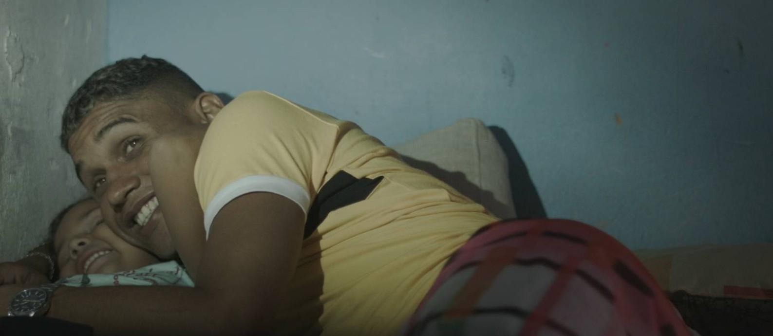 Cena do filme 'Corpo delito' Foto: Divulgação