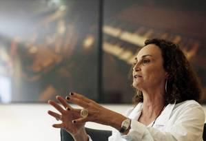 Economista Elena Landau Foto: Gustavo Miranda / Agência O Globo