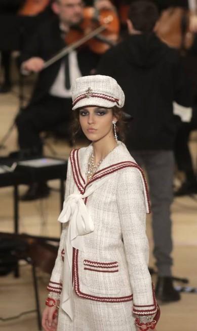 Chanel Métiers D'Art Markus Schreiber / AP