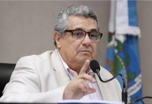 Rubens Lopes, presidente da Ferj Foto: Divulgação