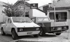 O visual carismático era um dos trunfos do Formigão, que utilizava mecânica 1600 a ar da Volkswagen Foto: Foto: Jorge Peter/Agência O Globo