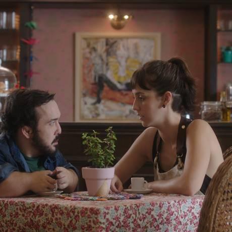 Cena do filme 'Altas expectativas' Foto: Divulgação