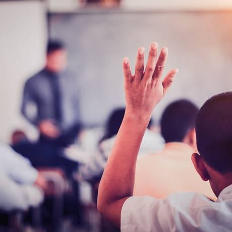 BNCC irá nortear os currículos das escolas de todo país Foto: shutterstock.com/PanyaStudio