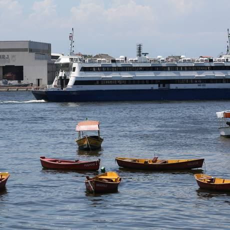 Ainda não há prazo para a realização da licitação que vai escolher o novo operador do sistema de transporte aquaviário da cidade Foto: Custódio Coimbra / Agência O Globo