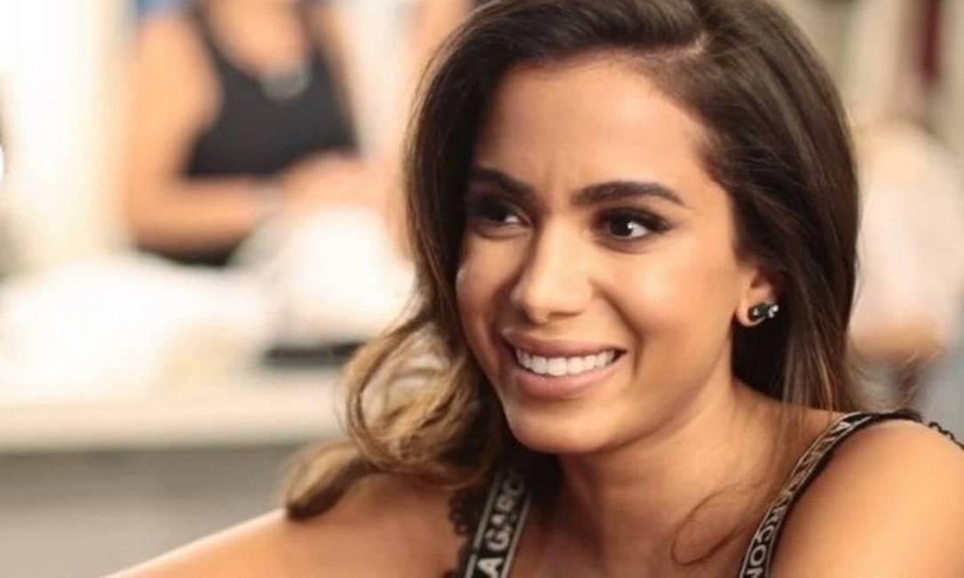 Anitta pensa em interromper carreira em cinco anos: 'Para ser mãe'