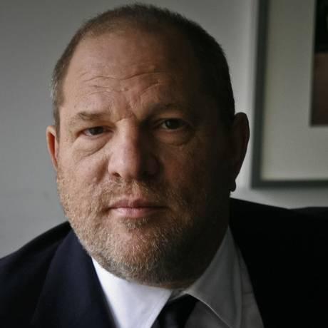 O produtor americano Harvey Weinstein Foto: John Carucci / AP