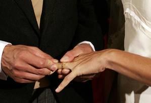 Matrimônios falsos formava lucrativo esquema para introduzir cidadãos marroquinos, tanto homens como mulheres, na Itália. Foto: CRISTOFANI / ANSA