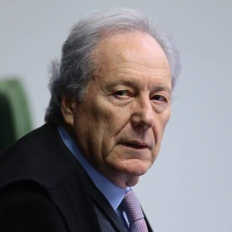 O ministro Ricardo Lewandowski foi o autor do voto vencedor do julgamento Foto: Jorge William/Agência O Globo/10-09-2017
