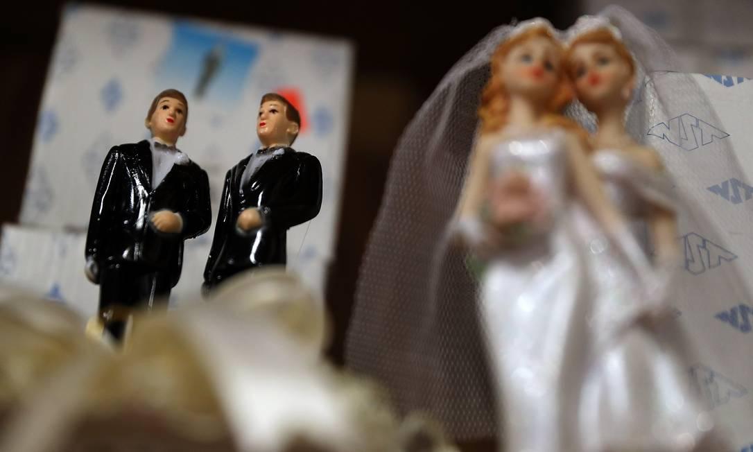 Genes parecem exercer influência, mas a orientação sexual é multifatorial Foto: JUSTIN SULLIVAN / AFP