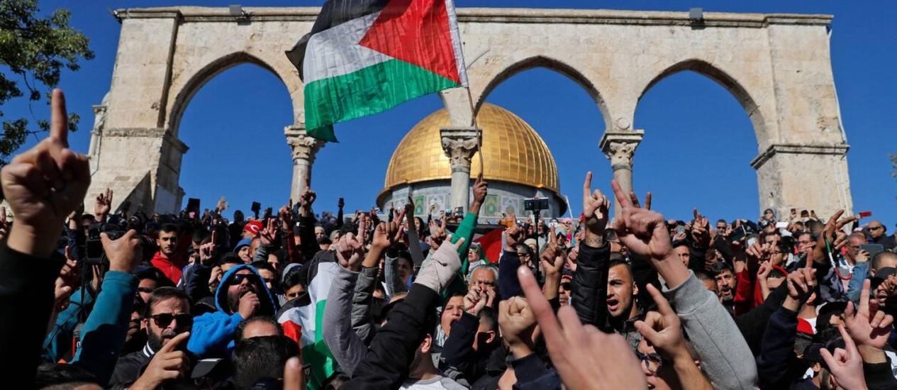 Resultado de imagem para Jerusalém se torna capital da Palestina