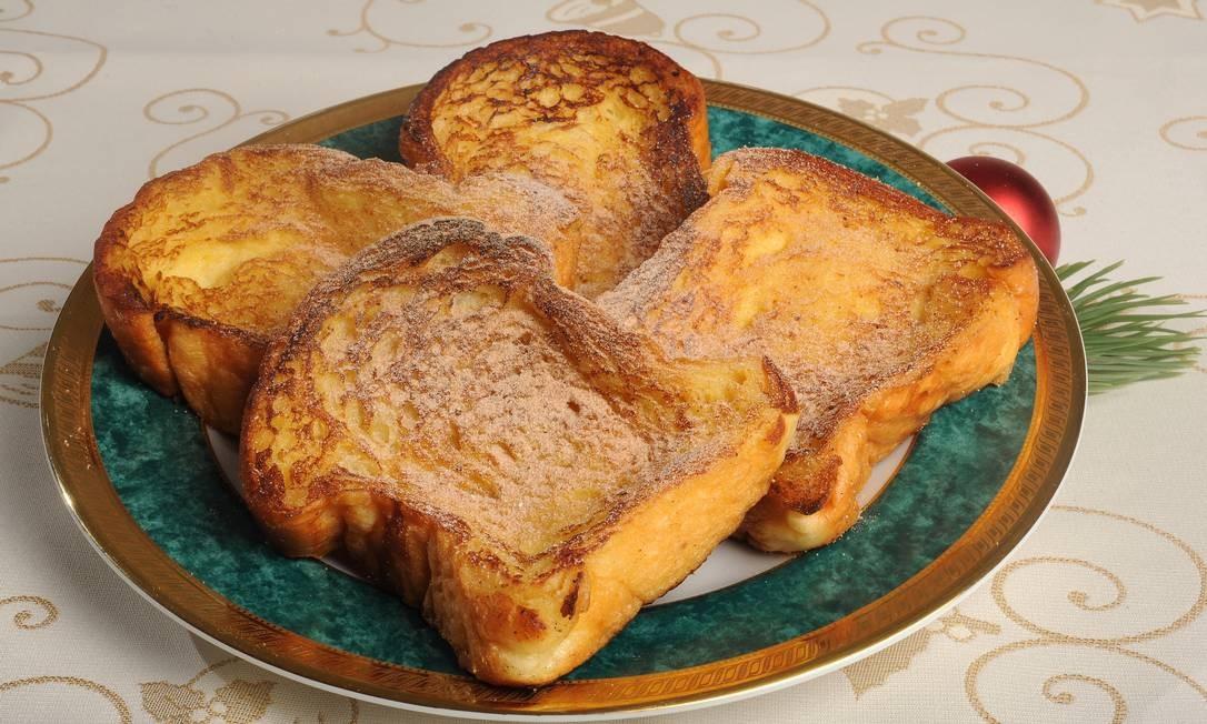 Deli Delícia: mini rabanadas de brioche (R$ 30, dez unidades), feita com brioche embebido em creme inglês, grelhadas na manteiga e polvilhada com açúcar e canela. Rua São Clemente 114, Botafogo (2537-6915). Divulgação