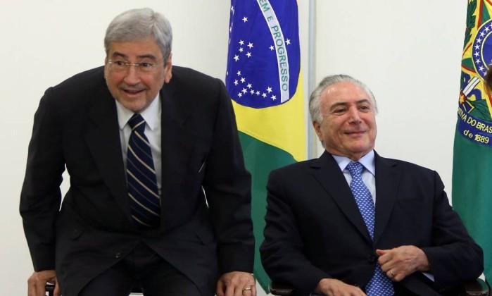 Imbassahy pede exoneração do cargo de ministro ao presidente Michel Temer