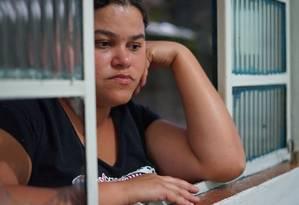 Rebeca Mendes teve que viajar para a Colômbia para realizar um aborto seguro e legal Foto: Divulgação/ONG Anis