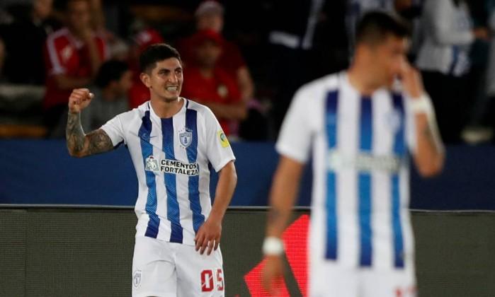 Pachuca vence Wydad e encara Grêmio na semifinal do Mundial