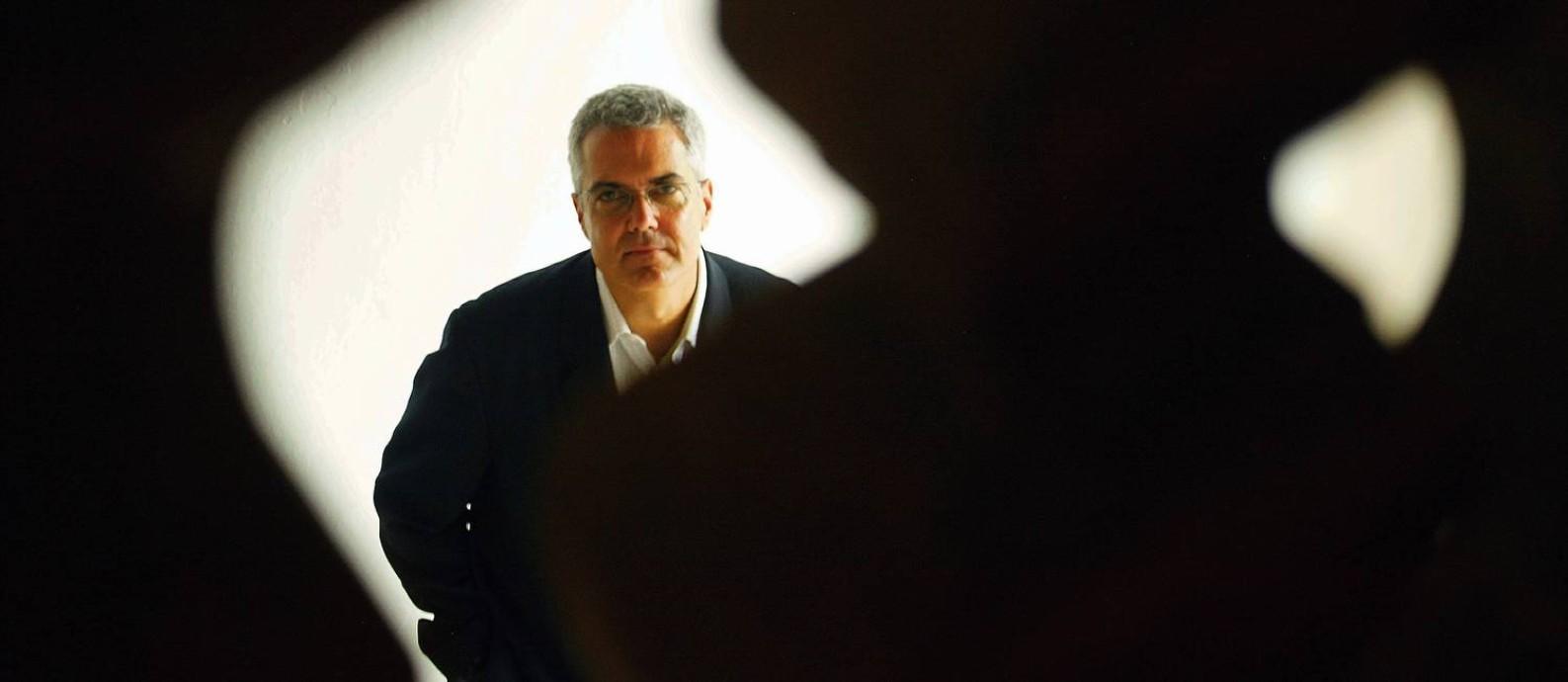 Lauro Cavalcanti, diretor do Paço Imperial. Foto: Camilla Maia / Agência O GLOBO