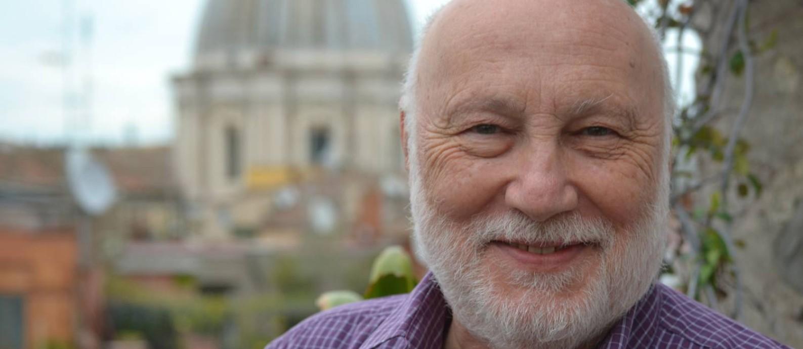 O sociólogo italiano Domenico de Masi Foto: Divulgação / Agência O GLOBO
