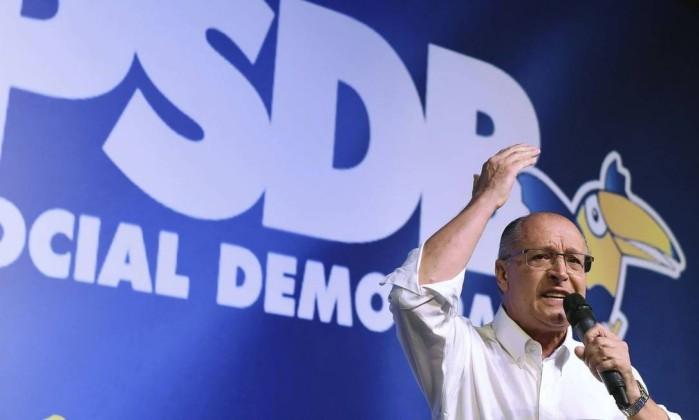 Resultado de imagem para ALCKMIN PSDB