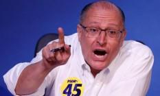 Pirmeiro desafio de Alckmin é unir bancada na votação da reforma da Previdência Foto: ADRIANO MACHADO / Adriano Machado/Reuters/09-12-2017