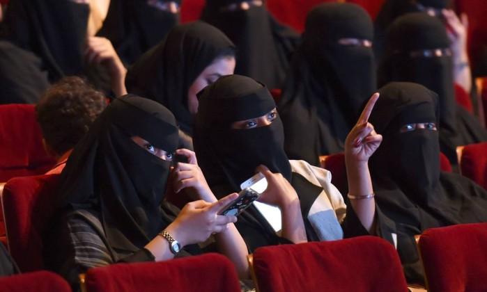 35 anos depois, sauditas vão poder voltar aos cinemas