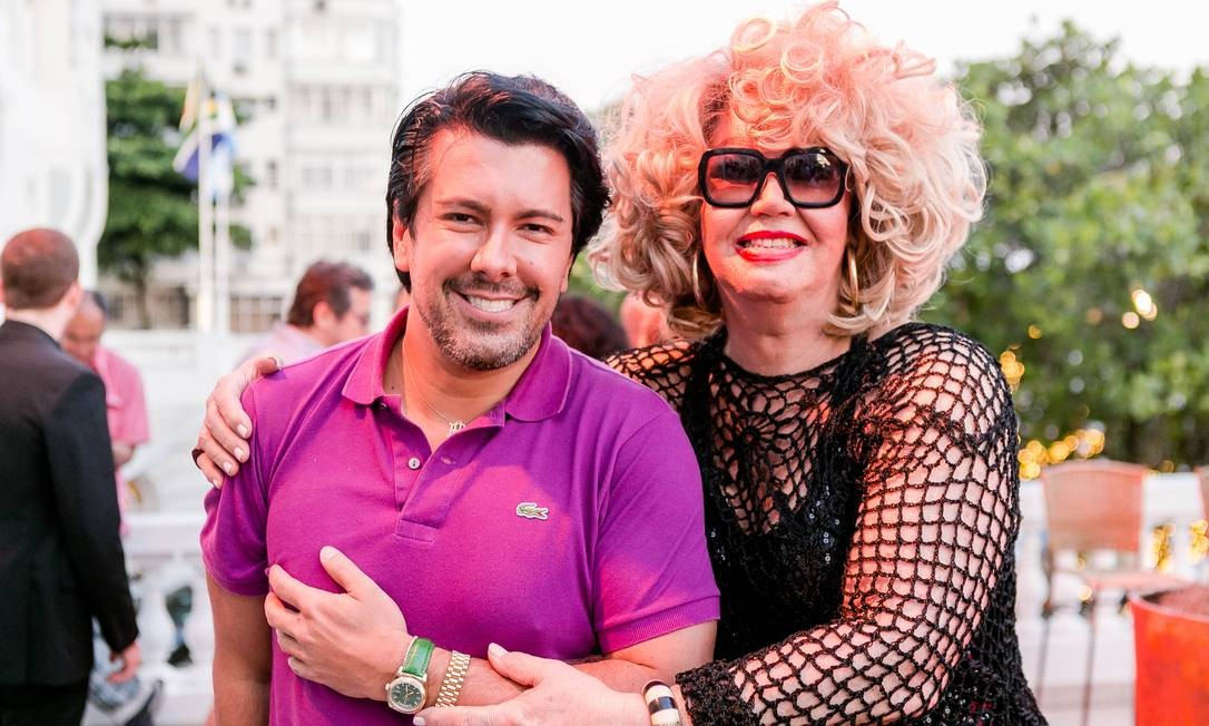 André Ramos e Jane di Castro Bruno Ryfer / www.brunoryfer.com