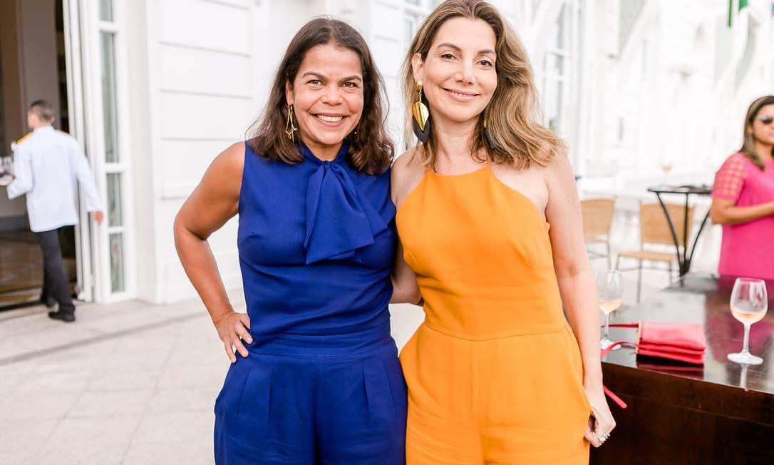 Daniela Falcão e Renata Reis Bruno Ryfer / www.brunoryfer.com