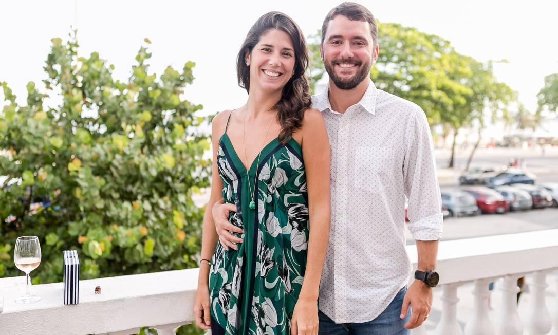 Mariella Lage Prado Kelly e Gabriel Sauer Foto: Bruno Ryfer / www.brunoryfer.com