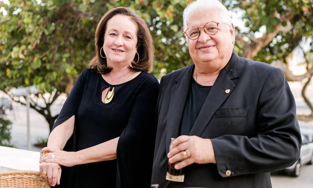 Beth Serpa e Carlos Alberto Serpa Foto: Bruno Ryfer / www.brunoryfer.com