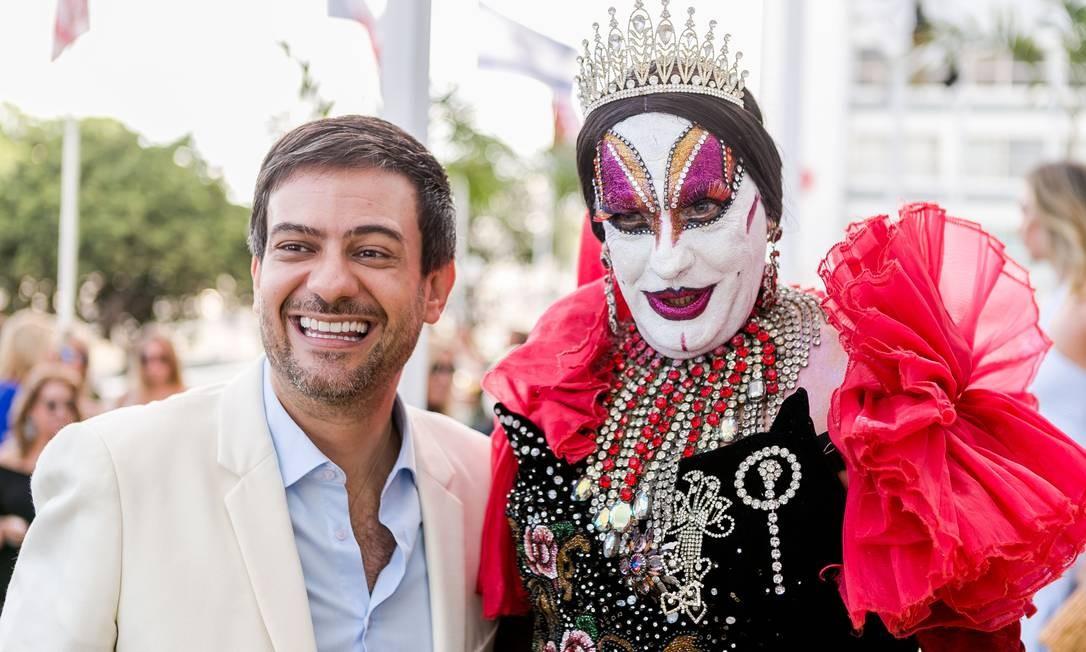 Bruno Astuto e Isabelita dos Patins Bruno Ryfer / www.brunoryfer.com
