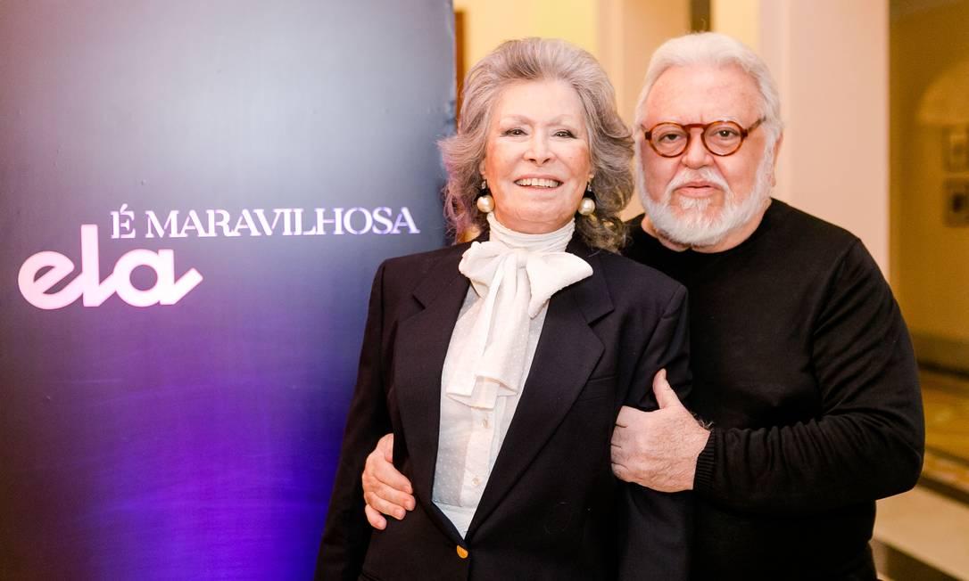 Gisela Amaral e Ricardo Amaral Foto: Bruno Ryfer / www.brunoryfer.com