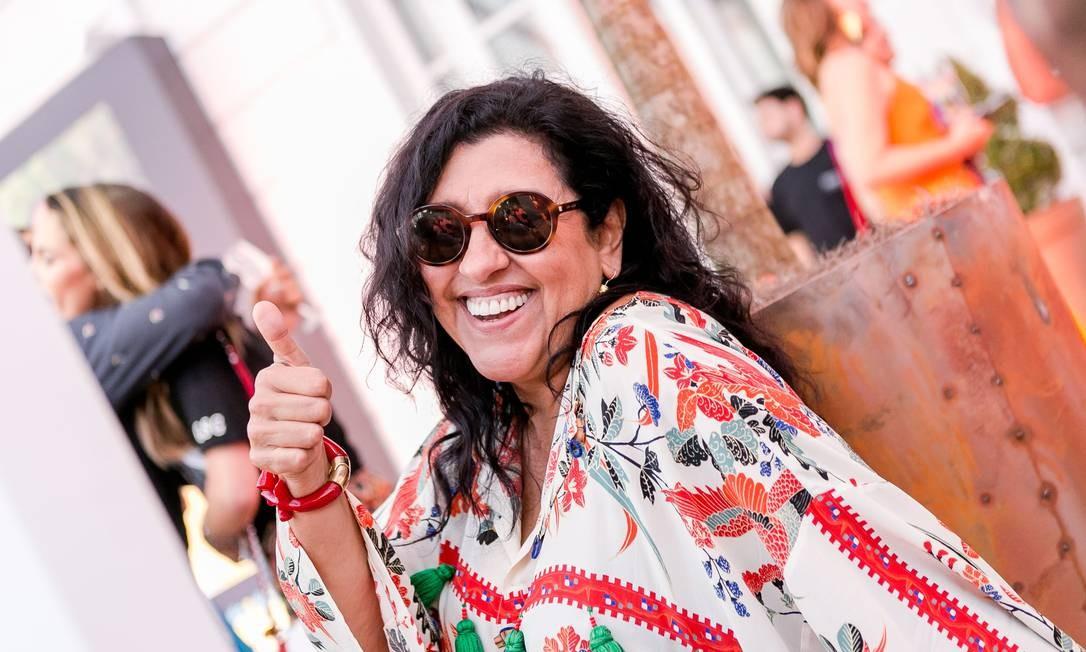 Regina Casé Foto: Bruno Ryfer / www.brunoryfer.com