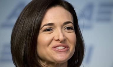 Diretora de operações do Facebook, Sheryl Sandberg, teme retrocessos. Alex Brandon/AP