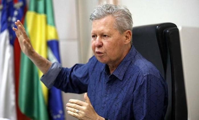 Alckmin se licencia da Presidência do PSDB
