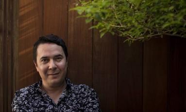 O repórter da New York Ryan Lizza Foto: Alexandre Cassiano / Agência O Globo