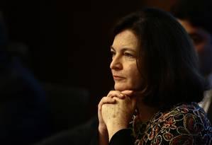 A procuradora-geral da República, Raquel Dodge Foto: Jorge William / Agência O Globo 07/12/2017