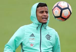 Everton pode ser titular contra o Independiente Foto: Gilvan de Souza/Flamengo/Divulgação