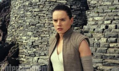 Cena do filme 'Star wars: os últimos Jedi' Foto: ILM/© 2017 Lucasfilm Ltd.