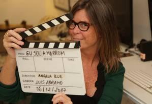 Angela Zoe prepara documentário, pela Documenta, sobre vida de Alcione Foto: Roberto Moreyra