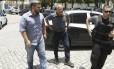 Claudio Tavares, funcionário do Flamengo, foi preso em operação Foto: O Globo