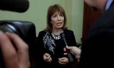 Deputada Jackie Speier pede investigação contra Trump Foto: YURI GRIPAS / REUTERS