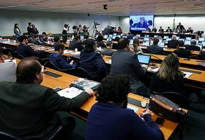 Comissão analisa proposta para Orçamento 2017 Foto: Agência Câmara