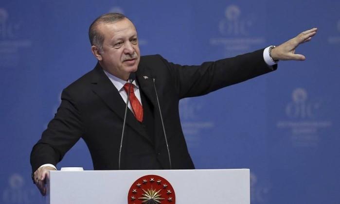 Presidente Erdogan: