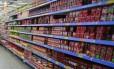 Murtança nos rótulos dos alimentos é prioridade para a Anvisa Foto: Arquivo