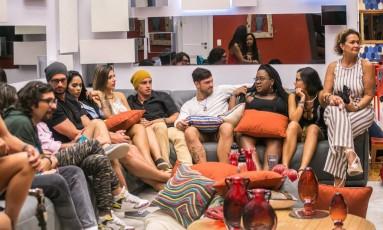 """Apesar de estar na 17ª edição, o """"Big Brother Brasil"""" continua atraindo a atenção dos brasileiros Foto: Paulo Belote / Divulgação"""