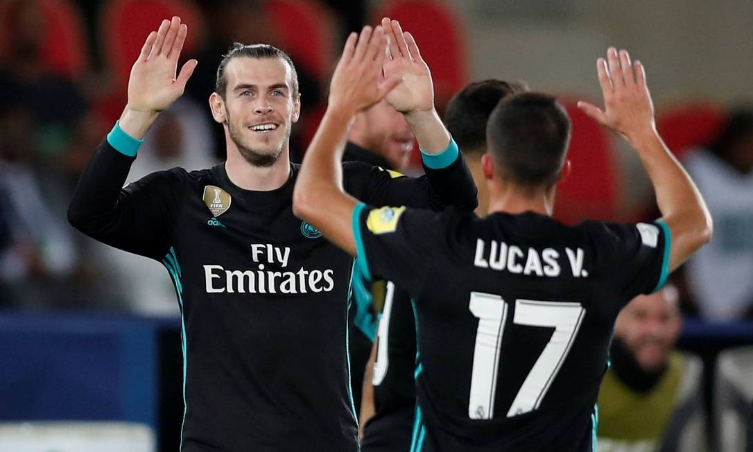 45a7c361b4492 Gareth Bale saiu do banco para marcar o gol da vitória do Real Madrid sobre  o