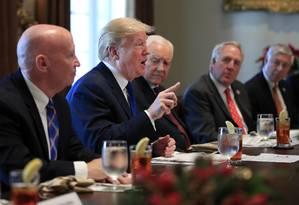 Presidente Donald Trump Foto: Manuel Balce Ceneta / AP