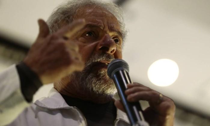 Julgamento de Lula em segunda instância é marcado TRF4