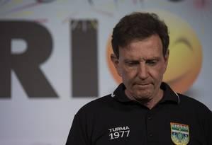 MP do Rio emitiu recomedação ao prefeito Marcelo Crivella para que não sejam mais realizados censos religiosos Foto: Alexandre Cassiano / Agência O Globo